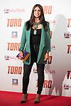 "Elena Furiase attends to the premiere of the spanish film ""Toro"" at Kinepolis Cinemas in Madrid. April 20, 2016. (ALTERPHOTOS/Borja B.Hojas)"