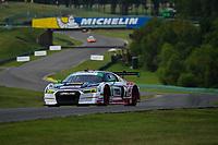 IMSA WeatherTech SportsCar Championship<br /> Michelin GT Challenge at VIR<br /> Virginia International Raceway, Alton, VA USA<br /> Friday 25 August 2017<br /> 57, Audi, Audi R8 LMS GT3, GTD, Lawson Aschenbach, Andrew Davis<br /> World Copyright: Richard Dole<br /> LAT Images<br /> ref: Digital Image RD_VIR_17_079