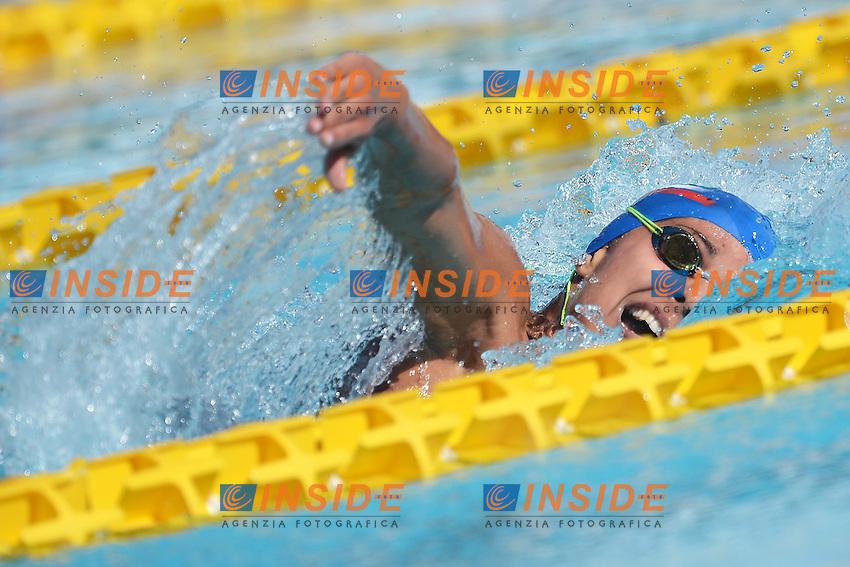Martina De Memme Italia Women's 400m freestyle.Roma 14/6/2012 Foro Italico.Nuoto Swimming 49mo trofeo settecolli.Foto Andrea Staccioli Insidefoto