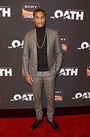 "LOS ANGELES - FEB 20:  Cory Hardrict at ""The Oath"" Season 2 Screening Event  at the Paloma on February 20, 2019 in Hollywood, CA"