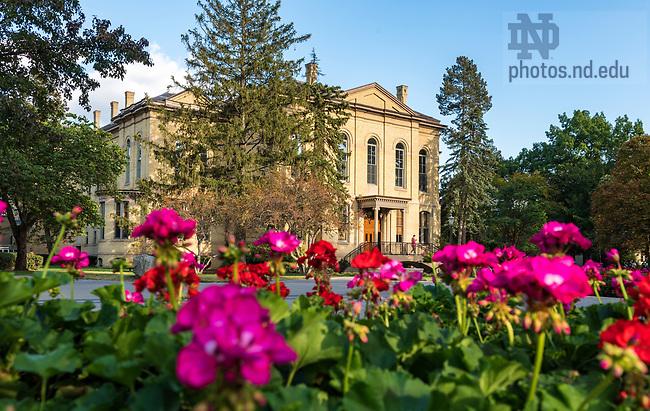 September 14, 2017; LaFortune Student Center. (Photo by Barbara Johnston/University of Notre Dame)