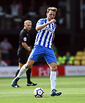Dale Stephens of Brighton & Hove Albion during the premier league match at the Vicarage Road Stadium, Watford. Picture date 26th August 2017. Picture credit should read: Robin Parker/Sportimage