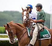 Belmont Stakes - Ruler On Ice