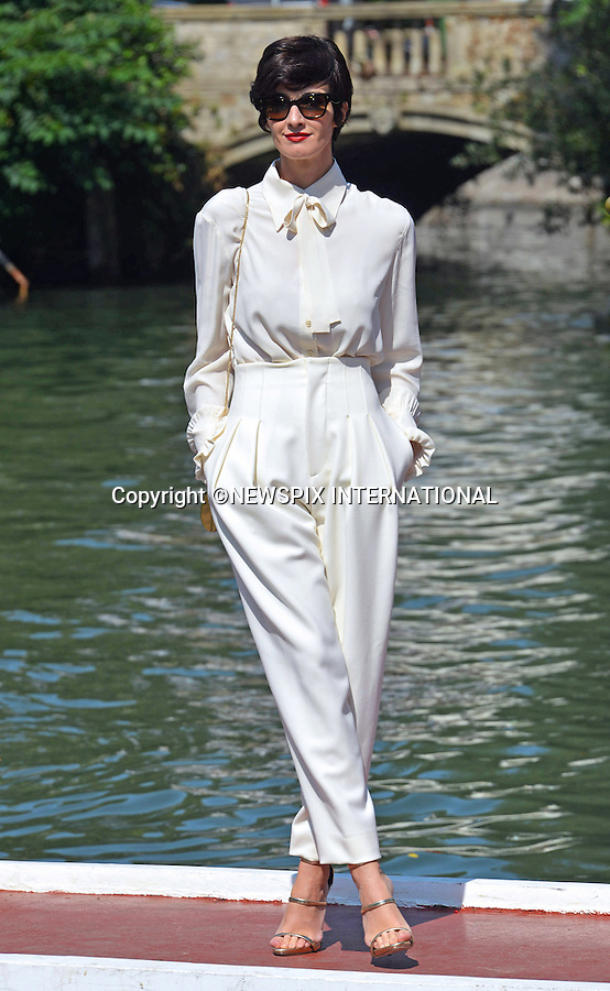 05.09.2015; Venezia, Italy: PAZ VEGA<br /> at the 72nd Venice International Film Festival.<br /> Mandatory Credit Photo: &copy;NEWSPIX INTERNATIONAL<br /> <br /> **ALL FEES PAYABLE TO: &quot;NEWSPIX INTERNATIONAL&quot;**<br /> <br /> PHOTO CREDIT MANDATORY!!: NEWSPIX INTERNATIONAL(Failure to credit will incur a surcharge of 100% of reproduction fees)<br /> <br /> IMMEDIATE CONFIRMATION OF USAGE REQUIRED:<br /> Newspix International, 31 Chinnery Hill, Bishop's Stortford, ENGLAND CM23 3PS<br /> Tel:+441279 324672  ; Fax: +441279656877<br /> Mobile:  0777568 1153<br /> e-mail: info@newspixinternational.co.uk