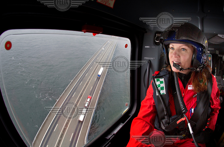 Doctor Rikke Helene Rasmussen. <br />