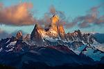 Mount Fitz Roy, Los Glaciares National Park, Argentina
