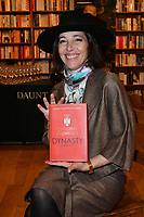 FEB 15 Christina Oxenberg, Dynasty book launch party, London, UK