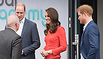 20.04.2017; Hayes,UK: KATE MIDDLETON, PRINCES WILLIAM AND HARRY <br /> visit the Global Academy. <br /> Mandatory Photo Credit: &copy;Francis Dias/NEWSPIX INTERNATIONAL<br /> <br /> IMMEDIATE CONFIRMATION OF USAGE REQUIRED:<br /> Newspix International, 31 Chinnery Hill, Bishop's Stortford, ENGLAND CM23 3PS<br /> Tel:+441279 324672  ; Fax: +441279656877<br /> Mobile:  07775681153<br /> e-mail: info@newspixinternational.co.uk<br /> Usage Implies Acceptance of OUr Terms &amp; Conditions<br /> Please refer to usage terms. All Fees Payable To Newspix International
