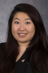 Michelle Chong, Business Manager, Student Affairs, DePaul University, is pictured in a studio portrait Wednesday, March 01, 2017. (DePaul University/Jeff Carrion)