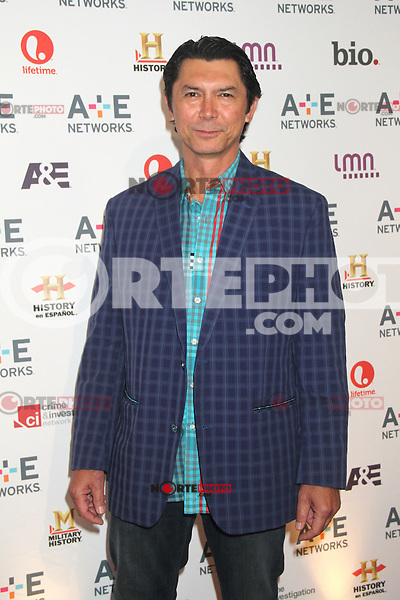 May 09, 2012 Lou Diamond Phillips attends the A&E Network 2012 Upfront at Lincoln Center in New York City. Credit: RW/MediaPunch Inc.