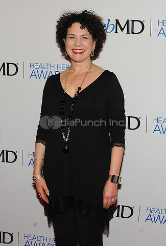 New York, NY-  November 6: Susie Essman attends the Health Hero Awards  hosted by Web MD at the Times Center on November 6, 2014 in New York City. Credit: John Palmer/MediaPunch