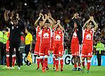 Independiente Santa Fe clasificó por primera vez a las semifinales de la Copa Sudamericana al empatar en Bogotá 1-1 con Independiente una semana después de haberle vencido a domicilio por 0-1 en Avellaneda.