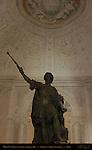 Henry IV of France Bronze Nicholas Cordier 1608 Portico St John in Lateran Rome