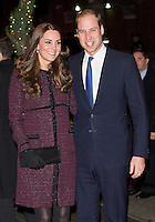 Kate, The Duchess of Cambridge & Prince William arrive at arrive at the Carlyle Hotel in New York