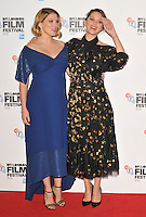 Lea Seydoux and Marion Cotillard at the &quot;It's Only The End of The World&quot; 60th BFI London Film Festival special presentation screening, Odeon Leicester Square cinema, Leicester Square, London, England, UK, on Friday 14 October 2016.<br /> CAP/CAN<br /> &copy;CAN/Capital Pictures /MediaPunch ***NORTH AND SOUTH AMERICAS ONLY***