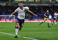 Bolton Wanderers' Gary O'Neil breaks<br /> <br /> Photographer Andrew Kearns/CameraSport<br /> <br /> The EFL Sky Bet Championship - Bolton Wanderers v Sheffield Wednesday - Tuesday 12th March 2019 - University of Bolton Stadium - Bolton<br /> <br /> World Copyright © 2019 CameraSport. All rights reserved. 43 Linden Ave. Countesthorpe. Leicester. England. LE8 5PG - Tel: +44 (0) 116 277 4147 - admin@camerasport.com - www.camerasport.com