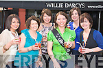 Pictured at the hen party of Donna Kirby Knockmoyle, Tralee at Willie Darcy's bar Tralee on Saturday before heading to Dingle were Joan Brosnan, Carol Kirby, Marie Horsley, Donna Kirby, Kate Joyce and Edel Hobbart.