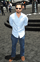 www.acepixs.com<br /> <br /> May 21 2017, LA<br /> <br /> Jake Johnson at the Universal Celebrates 'The Mummy Day' with 75-Foot Sarcophagus Takeover at Hollywood And Highland on May 20, 2017 in Hollywood, California.<br /> <br /> By Line: Peter West/ACE Pictures<br /> <br /> <br /> ACE Pictures Inc<br /> Tel: 6467670430<br /> Email: info@acepixs.com<br /> www.acepixs.com