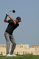 Niklas Lemke (SWE) during the final round of the Ras Al Khaimah Challenge Tour Grand Final played at Al Hamra Golf Club, Ras Al Khaimah, UAE. 03/11/2018<br /> Picture: Golffile | Phil Inglis<br /> <br /> All photo usage must carry mandatory copyright credit (&copy; Golffile | Phil Inglis)