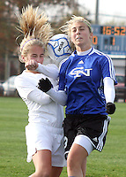 Girls Soccer State Finals vs Columbus North 10-30-10