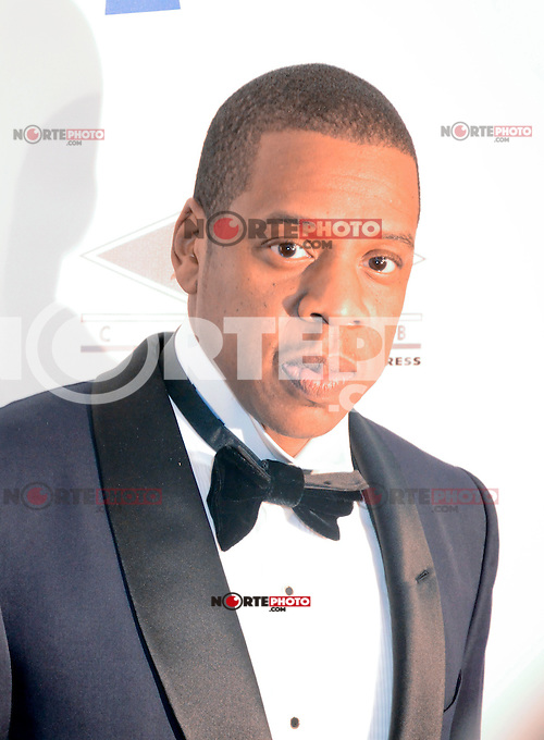 BROOKLYN, NY. - SEPTEMBER 27: Jay-Z hosts the Grand Opening of the 40/40 Club inside of the Barclays Center in Brooklyn New York on September 27th, 2012. © Laura Lewis / Starlite/MediaPunch Inc. /NortePhoto