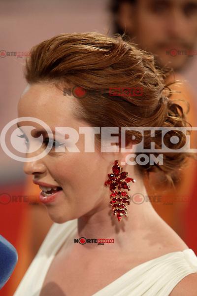 "Actress Olimpia Melinte posses in the photocall of the ""Canibal"" film presentation during the 61 San Sebastian Film Festival, in San Sebastian, Spain. September 23, 2013. (ALTERPHOTOS/Victor Blanco) /NortePhoto"