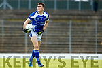 South Kerry in action against David Moran Kerins O'Rahillys in the Kerry Senior Football Championship Semi Final at Fitzgerald Stadium on Saturday.