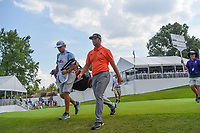Jon Rahm (ESP) heads down 13 during round 3 of the WGC FedEx St. Jude Invitational, TPC Southwind, Memphis, Tennessee, USA. 7/27/2019.<br /> Picture Ken Murray / Golffile.ie<br /> <br /> All photo usage must carry mandatory copyright credit (© Golffile | Ken Murray)