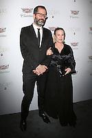 23 February 2017 - West Hollywood, California - Eric White, Patricia Arquette. Cadillac Celebrates the 89th Annual Academy Awards at Chateau Marmont. Photo Credit: AdMedia