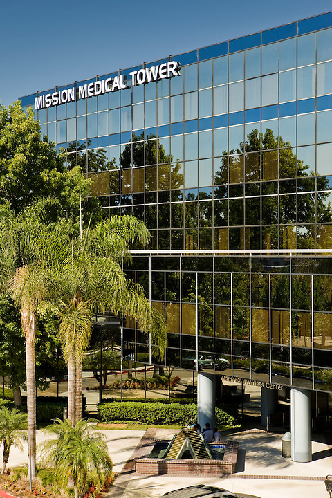 Mission Medical Plaza - Mission Viejo, California<br /> Mission Hospital Lower Campus<br /> Mission Hospital contacted us directly for a photographic survey of the Mission Medical campus in Orange County California - a mix of 1960's &amp; 70's architecture interspersed with the centerpiece: a new 21st century addition designed by HDR Architects
