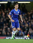 Chelsea's Nemanja Matic in action during the Premier League match at Stamford Bridge Stadium, London. Picture date: April 25th, 2017. Pic credit should read: David Klein/Sportimage