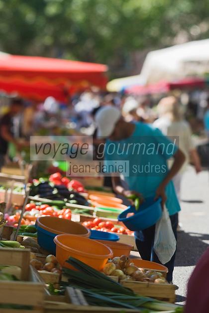 Europe/France/Rhône-Alpes/26/Drôme/Nyons: Sur le marché
