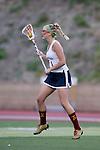San Diego, CA 04/19/10 - Caroline Boucher (Torrey Pines #11) in action during the Torrey Pines-La Costa Canyon Girls Lacrosse game at Torrey Pines.
