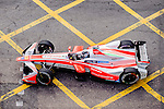 Qualifying - Mahindra Racing team - FIA Formula E