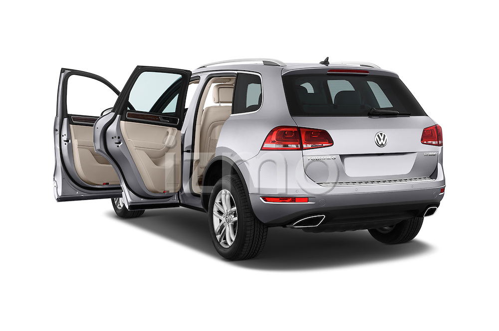 Car images of a 2014 Volkswagen Touareg Hybrid 5 Door SUV 2WD Doors
