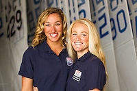 Carly Shevitz and Sydney Bolger, Women's 470, US Sailing Team Sperry