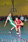 St Brendan's,Meadowlands V Team Garvey's Castleisland  in Castleisland Community Hall, on Saturday..................... ..........