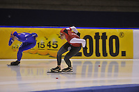 SCHAATSEN: HEERENVEEN: 31-15-2015, Thialf Bokaal organisatie Koninklijk Thialf, ©foto Martin de Jong