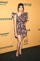LOS ANGELES, CA - JUNE 11:Noureen DeWulf at the premiere of Yellowstone at Paramount Studios in Los Angeles, California on June 11, 2018. <br /> CAP/MPIFS<br /> &copy;MPIFS/Capital Pictures
