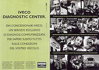 IVECO trucks european trade magazines camp.