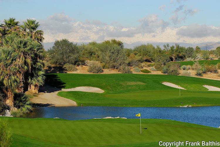 Palm Desert, Desert Willow Golf Course