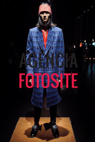 TOGA VIRILIS<br /> <br /> Tokyo Fashion Week- Ver&atilde;o 2015
