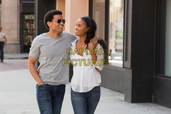 Michael Ealy, Joy Bryant<br /> in About Last Night (2014) <br /> *Filmstill - Editorial Use Only*<br /> CAP/FB<br /> Image supplied by Capital Pictures
