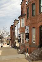 Campus Buildings & Spaces