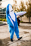 _E1_2479<br /> <br /> 1610-85 GCI Halloween Costumes<br /> <br /> October 31, 2016<br /> <br /> Photography by: Nathaniel Ray Edwards/BYU Photo<br /> <br /> &copy; BYU PHOTO 2016<br /> All Rights Reserved<br /> photo@byu.edu  (801)422-7322<br /> <br /> 2479