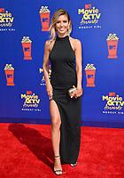 SANTA MONICA, USA. June 16, 2019: Audrina Patridge at the 2019 MTV Movie & TV Awards at Barker Hangar, Santa Monica.<br /> Picture: Paul Smith/Featureflash