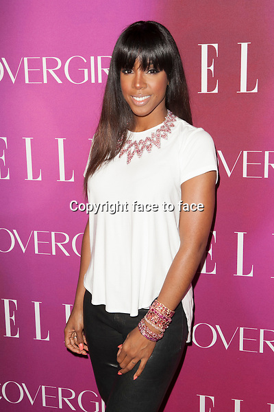 Kelly Rowland attends the 4th Annual ELLE Women in Music Celebration at The Edison Ballroom on April 10, 2013 in New York City. ..Credit: MediaPunch/face to face..- Germany, Austria, Switzerland, Eastern Europe, Australia, UK, USA, Taiwan, Singapore, China, Malaysia and Thailand rights only -