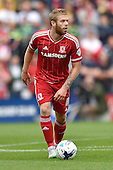 09/08/2015 Sky Bet League Championship Preston North End v Middlesbrough <br /> Adam Clayton, Middlesbrough FC
