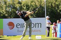 Graham McDowell (NIR) during Wednesday's Pro-Am of the 2014 Irish Open held at Fota Island Resort, Cork, Ireland. 18th June 2014.<br /> Picture: Eoin Clarke www.golffile.ie