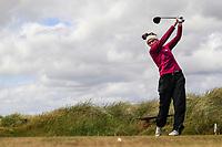 Lisa O'Shea (Shannon) during the 1st round of the Irish Women's Open Stroke Play Championship, Enniscrone Golf Club, Enniscrone, Co. Sligo. Ireland. 16/06/2018.<br /> Picture: Golffile | Fran Caffrey<br /> <br /> <br /> All photo usage must carry mandatory copyright credit (© Golffile | Fran Caffrey)